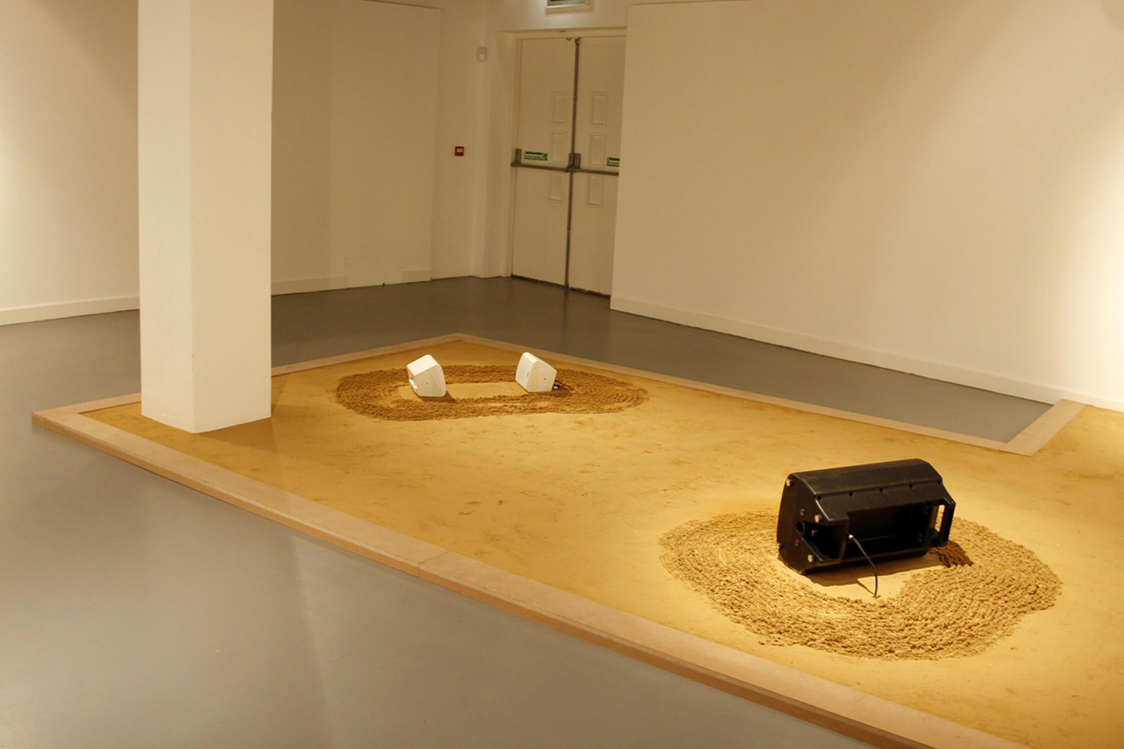 'Sound Garden', 2012,